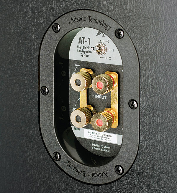 Atlantic Technology AT-1 Loudspeaker | Sound & Vision