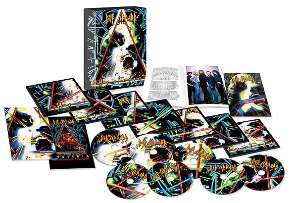Def Leppard: Hysteria: 30th Anniversary Super Deluxe Edition