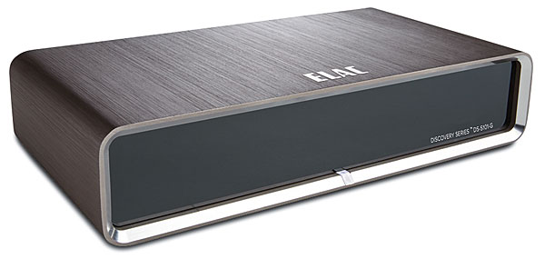 Elac Discovery DS-S101-G Music Server Review