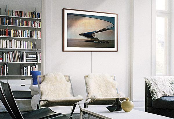 Split Personality: Samsung Frame TV
