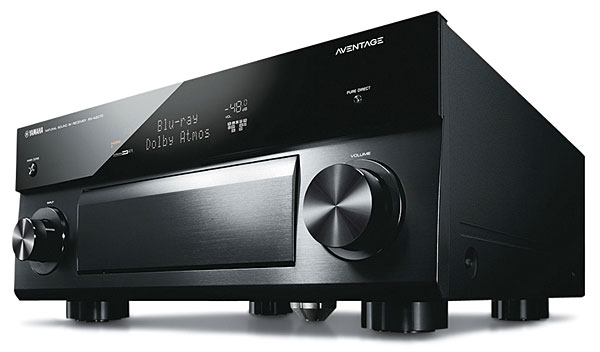 yamaha aventage rx a2070 a v receiver review page 2. Black Bedroom Furniture Sets. Home Design Ideas