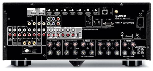 Yamaha Aventage Rx A2070 Av Receiver Review Sound Vision