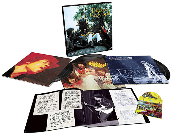 The Jimi Hendrix Experience: Ladyland Deluxe Edition