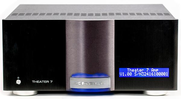 Krell Theater 7 Amplifier Review