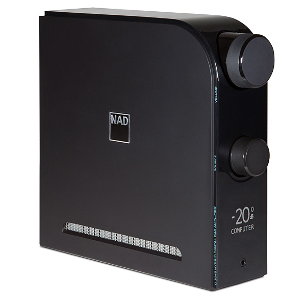 NAD D 3045 Integrated DAC/Amplifier Review