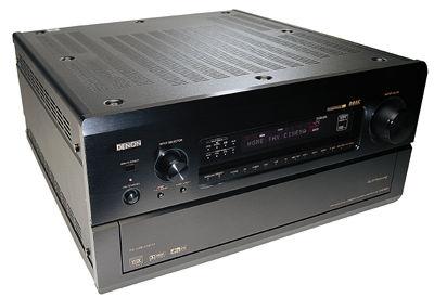 Denon AVR-5800 A/V receiver | Sound & Vision