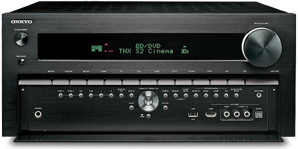 Onkyo TX-NR1009 9 2-Channel Network A/V Receiver   Sound & Vision