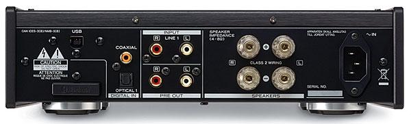 TEAC AI-503 Integrated Amplifier/DAC Review | Sound & Vision