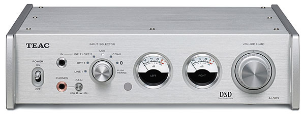 TEAC AI-503 Integrated Amplifier/DAC Review