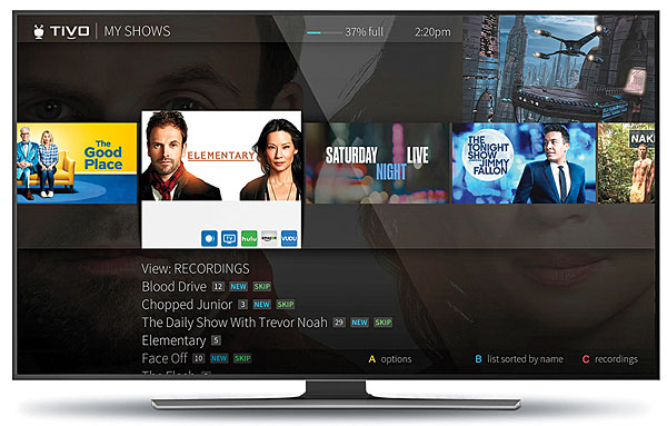TiVo Bolt Vox DVR and Streamer Review Page 2 | Sound & Vision