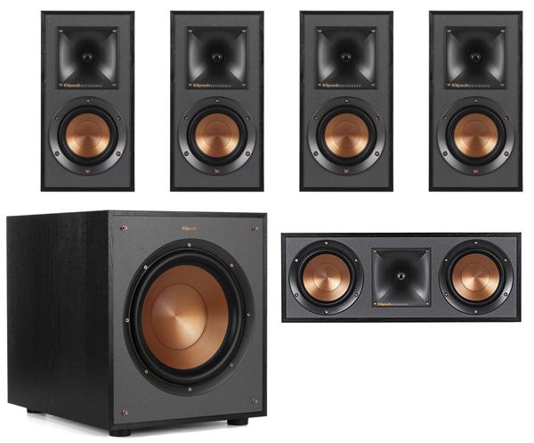 Klipsch R-41M Speaker System Review