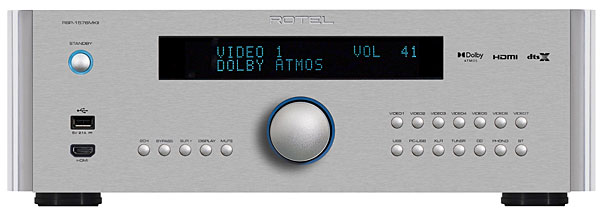 Rotel RSP-1576MKII Surround Sound Processor Review
