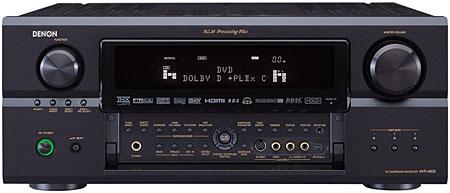 Denon AVR-4806CI 7 1-channel Audio Video Receiver | Sound