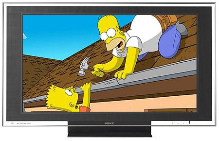 Sony KDL-52XBR4 LCD TV   Sound & Vision