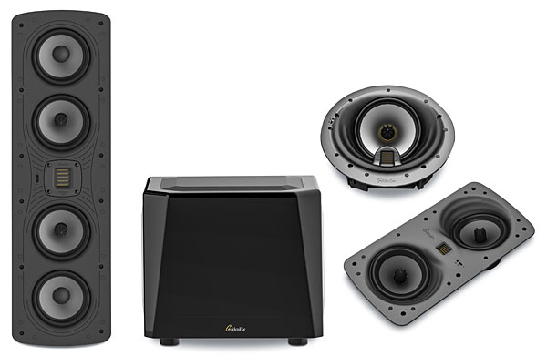 GoldenEar Technology Invisa Signature Point Source In-Wall Speaker System Review
