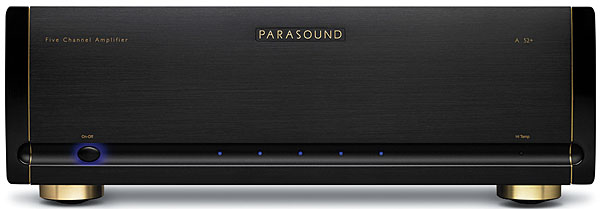 Parasound Halo A 52+ Amplifier Review