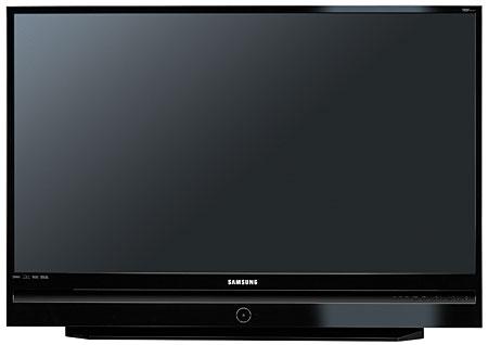 samsung hl s5688w 1080p dlp rear projection tv sound vision rh soundandvision com Samsung DLP Slim Samsung DLP Slim