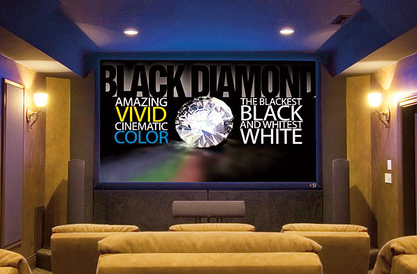 Your Screen Choices Include Fixed Frame Screens That Either Mount On A Wall  Or On An Optional Stand, Retractable Screens, And Super Wide,  CinemaScope Shaped ...