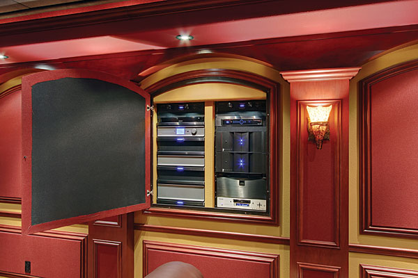 Home Theater Loft Sound Amp Vision