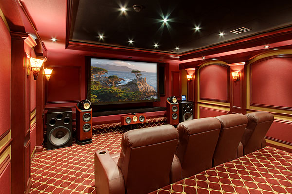 Home Theater Loft Sound Amp Vision