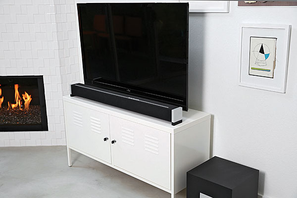 definitive technology sound bar. 514dftech.lifestyle.jpg. spatially, the soundbar definitive technology sound bar