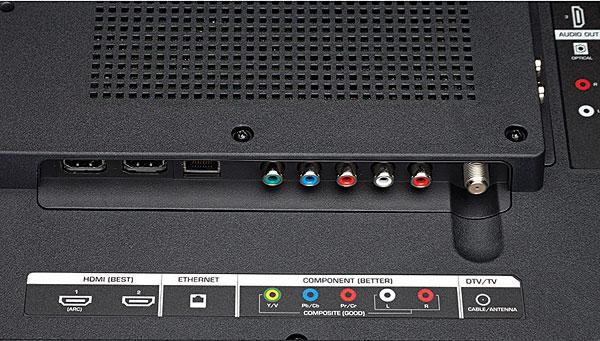 Vizio E550i-B2 LED/LCD HDTV | Sound & Vision