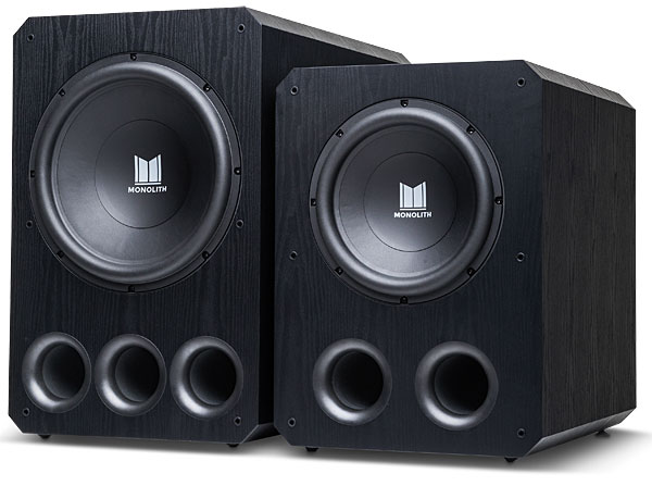 "Monoprice Monolith 12"" and 15"" THX Ultra Subwoofers Review"