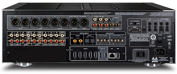 Nieuw NAD M17 V2 Surround Preamp/Processor Review   Sound & Vision WI-67