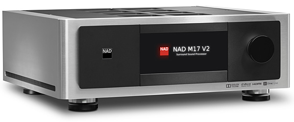 NAD M17 V2 Surround Preamp/Processor Review