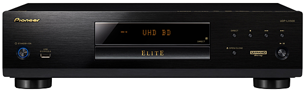 Pioneer UDP-LX500 Ultra HD Blu-ray Player Review