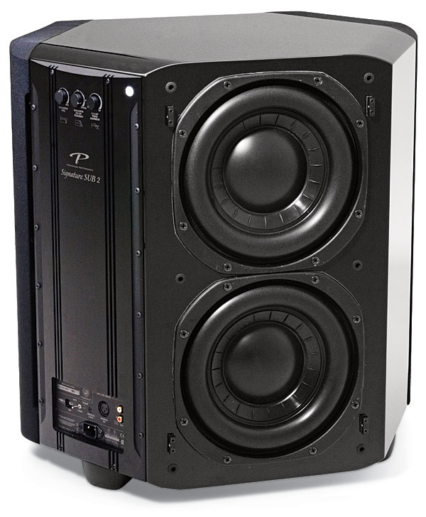 paradigm reference signature sub 2 subwoofer page 2