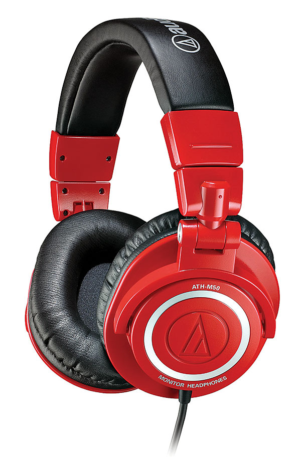 614eartop.AudioTechnicaATHM50Red.jpg