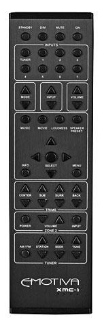 Emotiva XMC-1 Surround Processor Review Page 2 | Sound & Vision