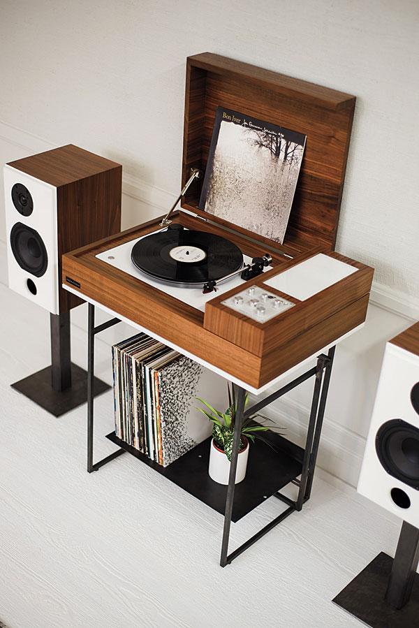 Wrensilva Loft Record Console | Sound & Vision