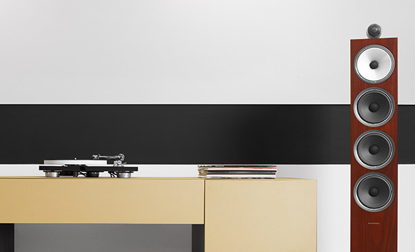 B&W Introduces 700 Series Speakers