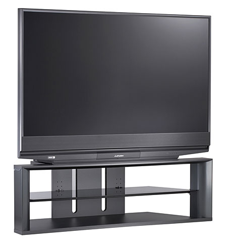 Mitsubishi WD-57731 DLP Rear Projection TV | Sound & Vision