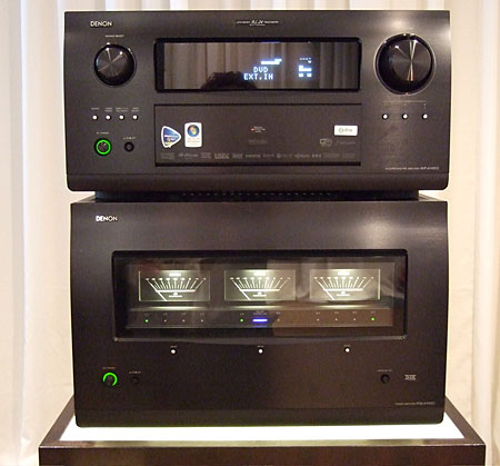 denon electronics releases new products sound vision. Black Bedroom Furniture Sets. Home Design Ideas