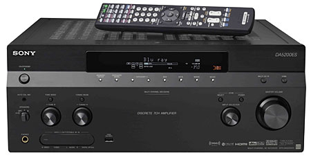 Sony STR-DA5200ES AV Receiver | Sound & Vision