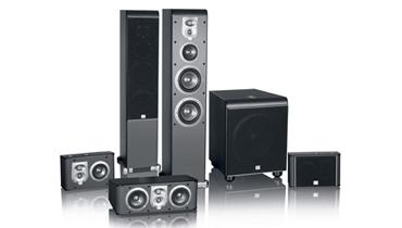 Jbl Es Series Home Theater Speaker System Sound Amp Vision