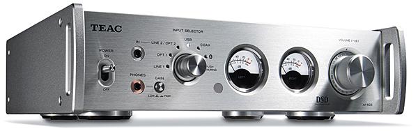 Teac AI-503 USB DAC/Integrated Amplifier
