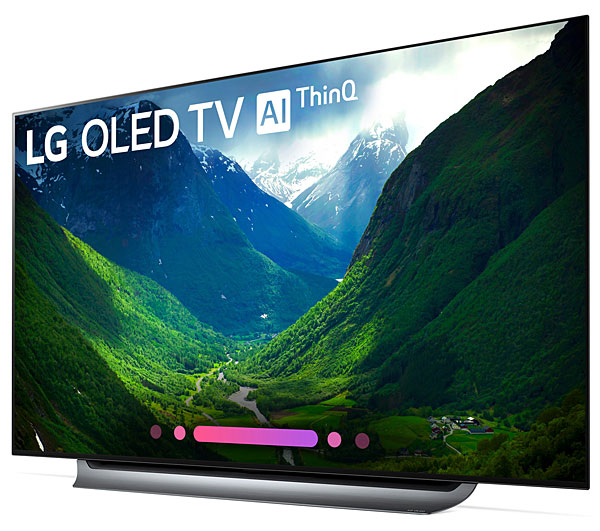 Lg Oled65c8pua Oled Ultra Hdtv Review Sound Vision