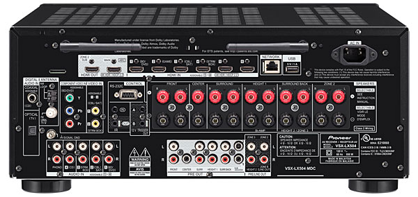 Pioneer VSX-LX504 A/V Receiver Review | Sound & Vision