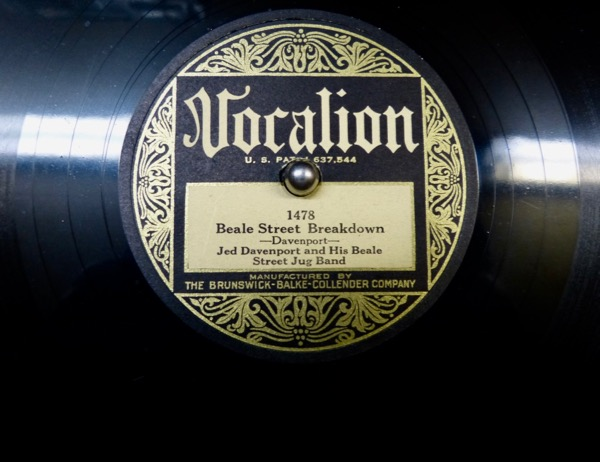 The Sweet Sound of 78s