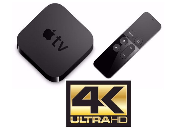 4K Apple TV Reportedly Due Out Next Month