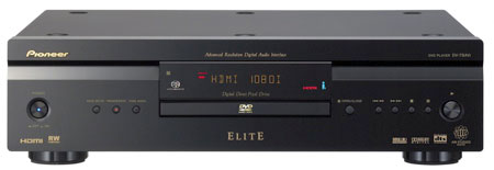 Pioneer Elite Dv 79avi Dvd Player Sound Amp Vision