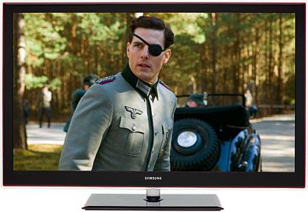 Samsung UN55B7000 LCD TV   Sound & Vision