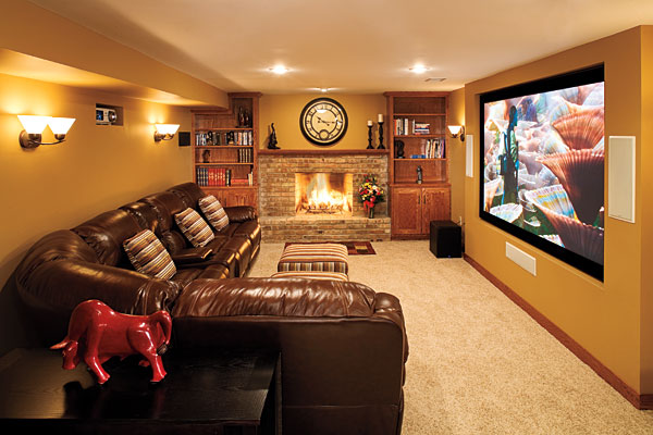 Home Brewed Happiness A Multipurpose Home Theater Sound Vision