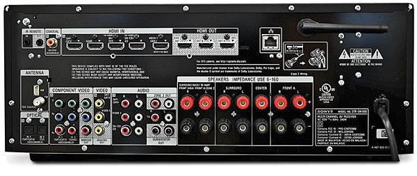 sony str dn1050 av receiver sound vision rh soundandvision com Sony Receiver Network sony receiver str-dn1040 manual