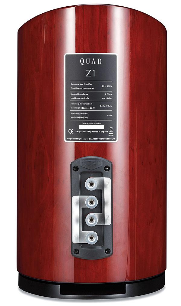 Quad Z1 Loudspeaker Review | Sound & Vision
