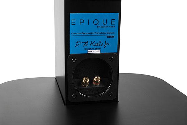 Dayton Audio Epique CBT24 Speaker System Review | Sound & Vision